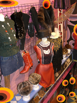 Funky Town Shop :: Vintage, Funky Fashion, Retro-Style Clothing and Accessories Shop